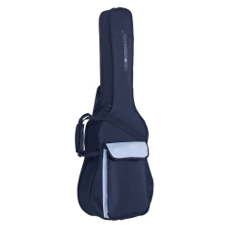 CRSG006CBR - 5mm Süngerli Klasik Gitar Gig-Bag (Siyah-Kırmızı)