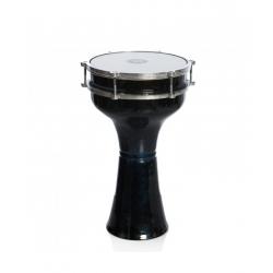 RTM224M - Kılçıllı Boyalı Alüminyum Darbuka 4 no