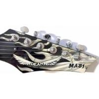 Michael Angelo - Armored Flame Elektro Gitar