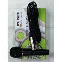 WM700 - Kablolu El Mikrofonu