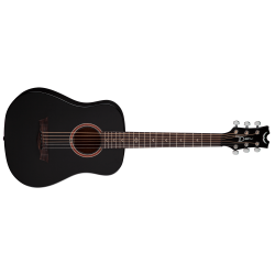 FLYBKS - Flight Mahogany Travel Guitar BKS