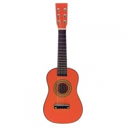 U202-BR - 6 Telli Çocuk Gitarı - Kahverengi