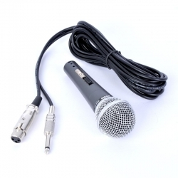 WM58 - Kablolu El Mikrofonu