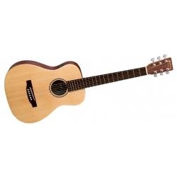 LX1E - Travel Elektro Akustik Gitar