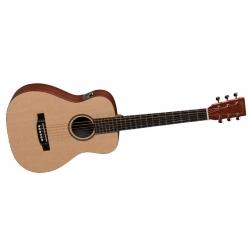 LXME - Travel Elektro Akustik Gitar