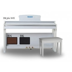 DK360BR - 88 Tuş Dijital Piyano (Kahve)