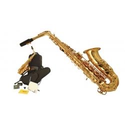 0901AS - Taurus Alto Saksofon + Aksesuarlar