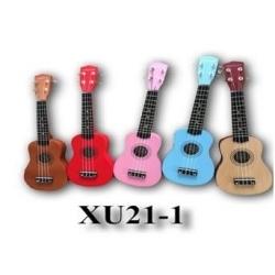 XU2101 - 4 Telli Ukulele (Turuncu)