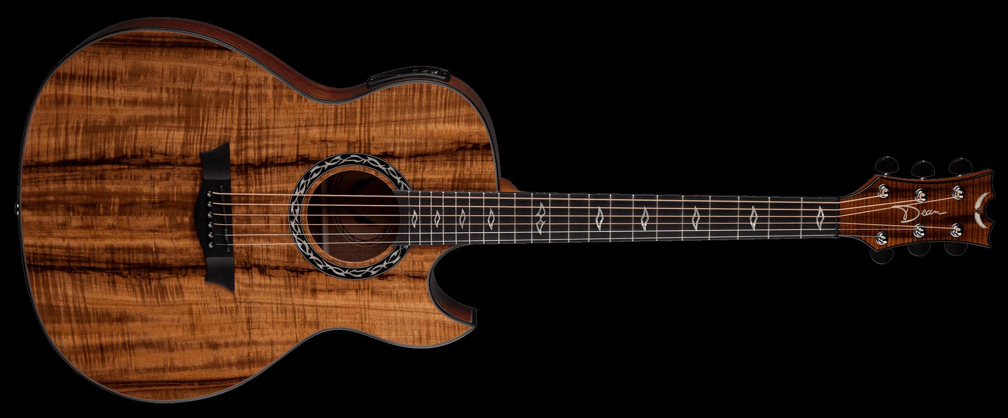 EXKOA - Exhibition Akustik Gitar