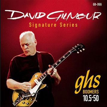GB-DGG - David Gilmour Signature *Les Paul* 10.5 - 50 - Elektro Gitar Teli