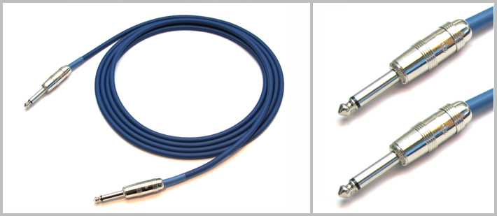 IC241 - 3 Metre Enstrüman Kablosu - Mavi
