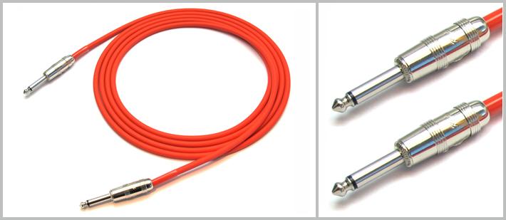 IC241 - 3 Metre Enstrüman Kablosu - Kırmızı