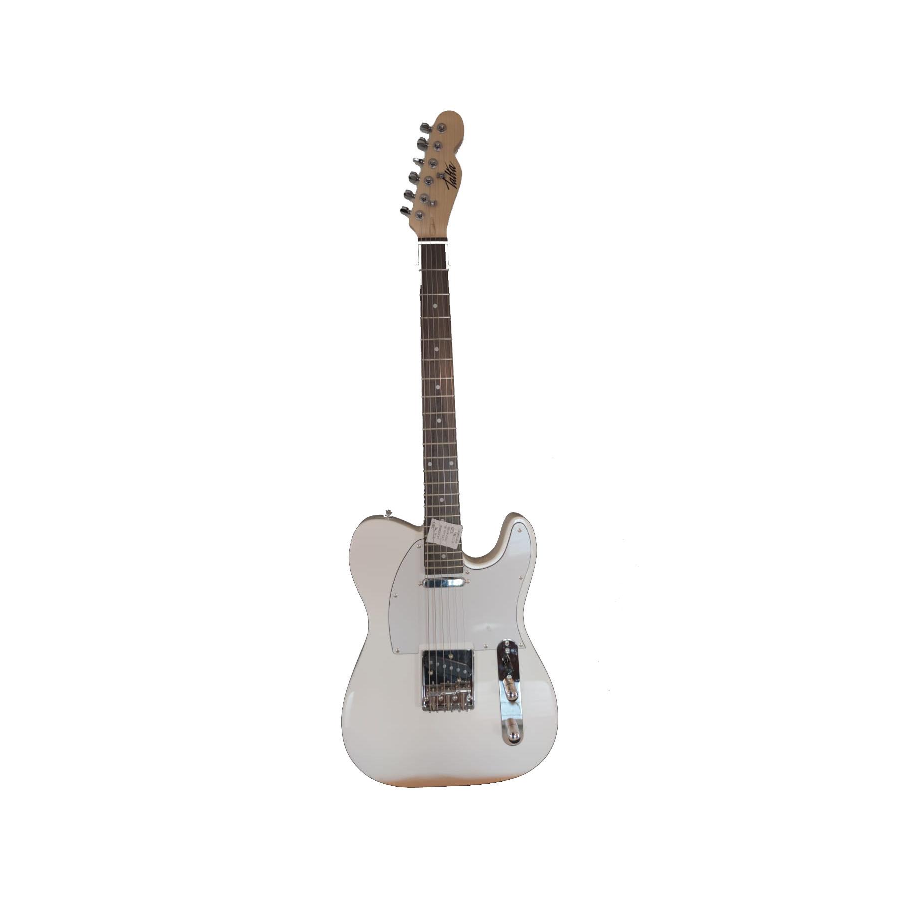 STL211 - Çift Humbucker Elektro Gitar (Beyaz)