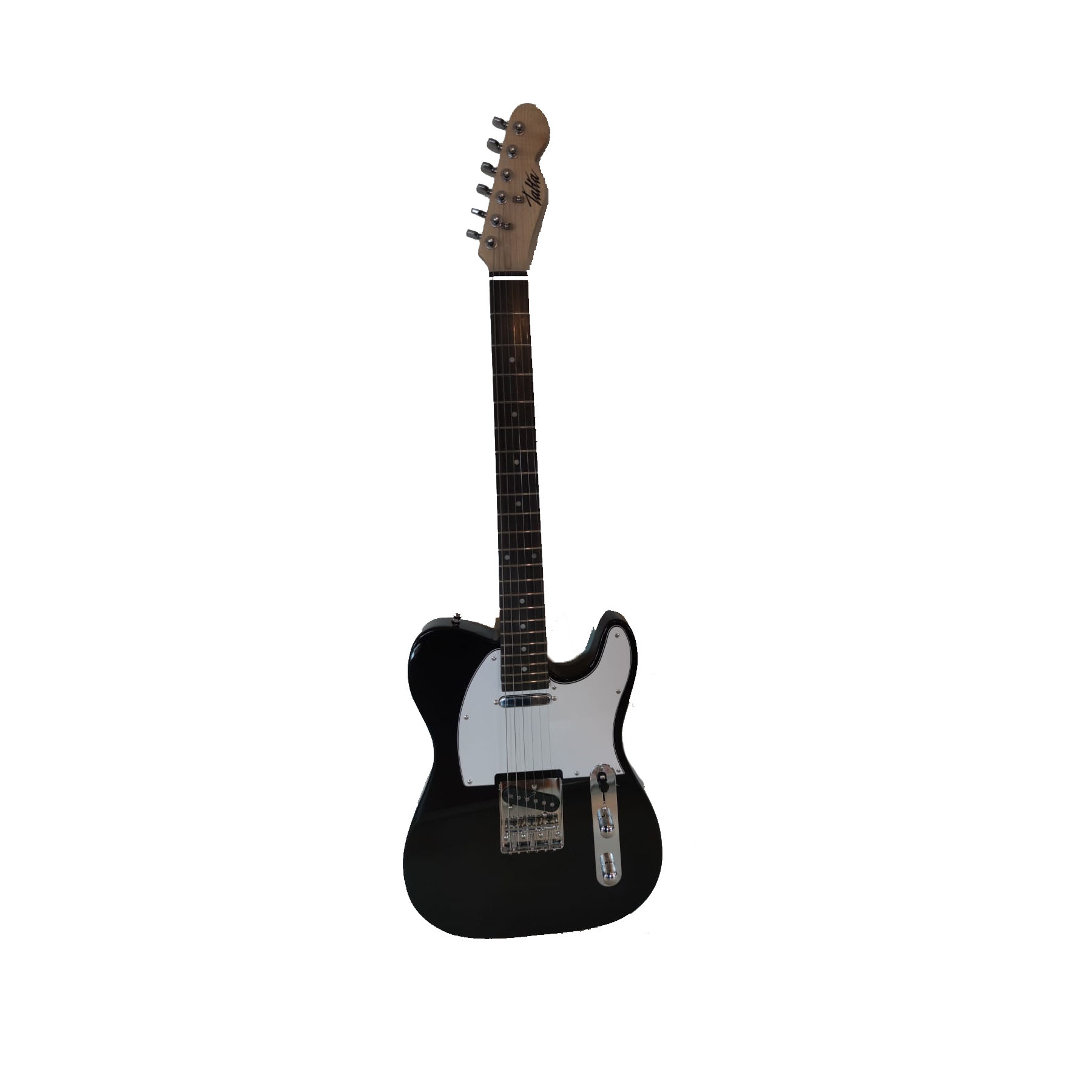 STL211 - Çift Humbucker Elektro Gitar (Siyah)