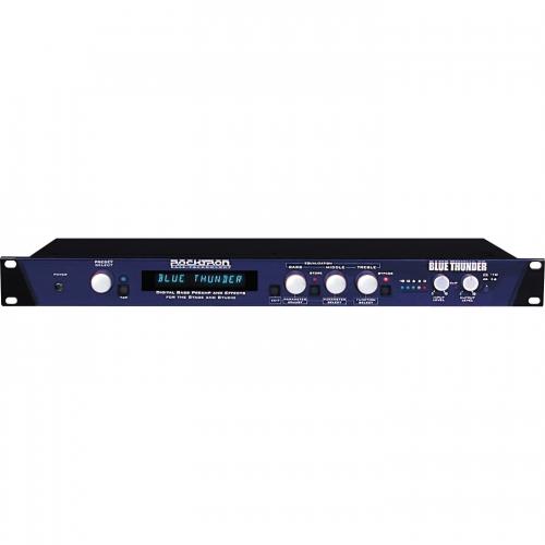 BTBP - Blue Thunder Bass Preamp & Prosesör