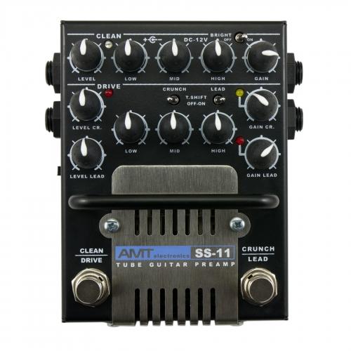 SS-11A (CLASSIC) - Tube Gitar Preamp