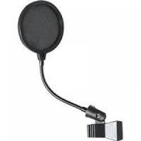 ASVS4B - Mikrofon Pop Filtresi ( 4'' )