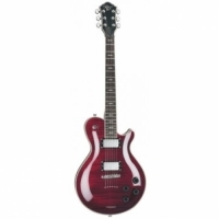 Patriot Decree Elektro Gitar - Blood Red