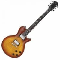 Patriot Decree Elektro Gitar - Flamed Honey Burst