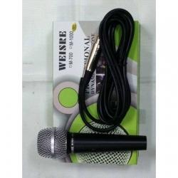 WM1000 - Kablolu El Mikrofonu