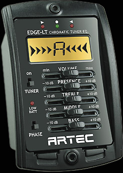 EDGE-LTF Preamp - Flat (Düz Kasa)