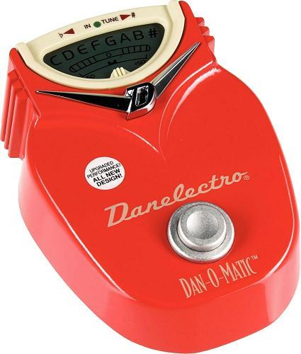 Dan-O-Matic Pedal Tuner