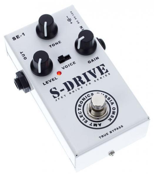 SE1 - S Drive