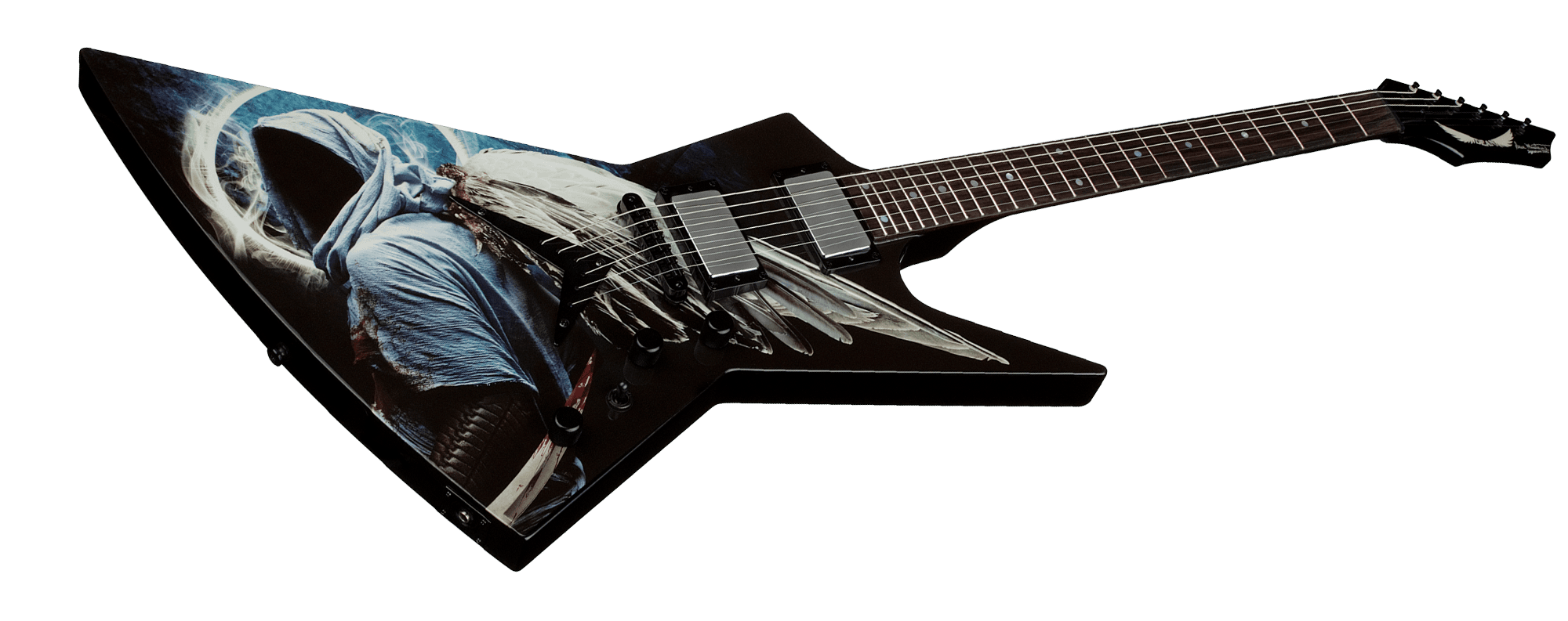ZEROAODII - Zero Dave Mustaine  - Angel Of Death II